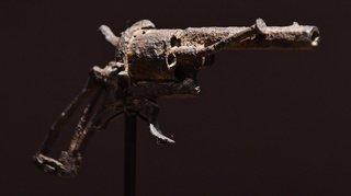 Le revolver qui aurait servi à VanGoghpour se tuer a été adjugé 162'500 euros
