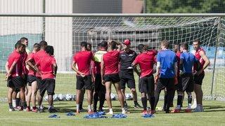 FC Sion: un premier match amical annulé pour cause de grippe intestinale