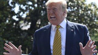 """Etats-Unis: accusé de viol, Trump se défend: """"Ce n'est pas mon genre de femme"""""""
