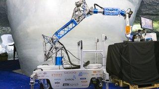 Comment survivre sur la Lune? Démonstration à Zermatt