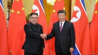L'escapade de Xi Jinping à Pyongyang