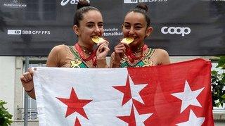 Gymnastique: elles ont remporté le titre fédéral chez les actives