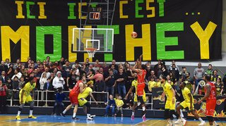Basket: le BBC Monthey-Chablais pose un orteil en LNA