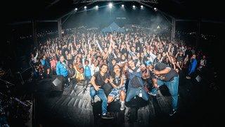 Martigny: le festival des 5 continents a attiré 25'000 visiteurs malgré l'orage du samedi soir