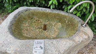 L'eau de Martigny et Charrat peut être à nouveau consommée sans restriction