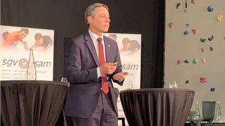 Ignazio Cassis en conférence à Champéry