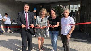 Granges: le nouveau centre scolaire inauguré