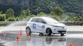 Le Valais joue les précurseurs pour former ses automobilistes à rouler électrique