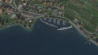 Une voiture finit dans le lac de Thoune: un mort