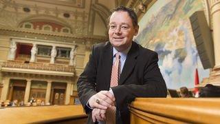 Bilan de Franz Ruppen: «Les interventions personnelles ne sont qu'un aspect du travail de parlementaire qui doit aussi s'engager»