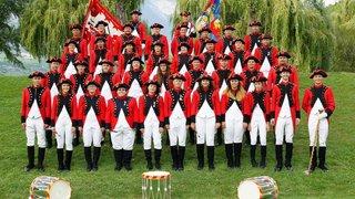 Sierre: les temps forts de la Fête romande des tambours et fifres