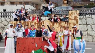 Alerte centenaire, la société de Jeunesse Union s'apprête à faire la fête au Levron