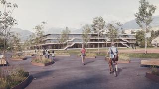 Sion: 104 projets et 50'000 heures dédiés au visage du nouveau collège