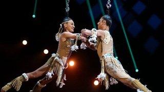 Le cirque Harlekin plante son chapiteau en Valais durant un mois