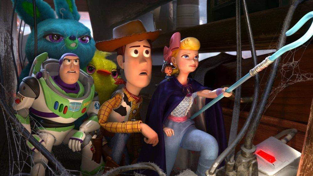 Woody, Buzz et Cie repartent à l'aventure…