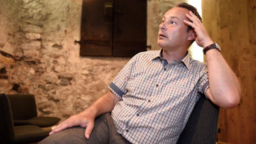 Après une fin de carrière politique amère en Valais, Stéphane Rossini pourrait relever un défi professionnel de taille.