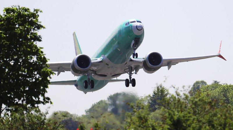 Aéronautique: une nouvelle faille «potentielle» décelée sur le Boeing 737 MAX