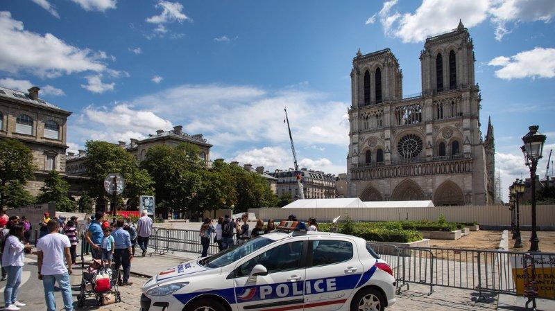 France - Incendie de Notre-Dame: la piste criminelle est écartée