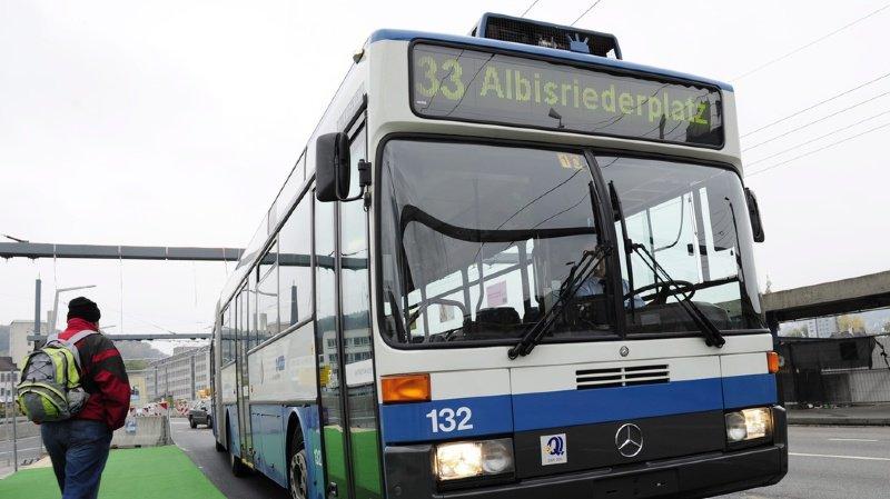 Zurich: sept blessés dont deux femmes enceintes après le freinage abrupt d'un bus