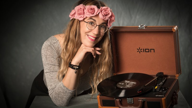 Agathe Seppey, journaliste, musicienne et mélomane.