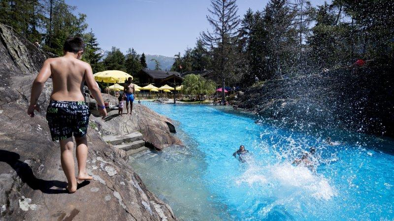 Des records de température pour un mois de juin ont été enregistrés en montagne ce mercredi.