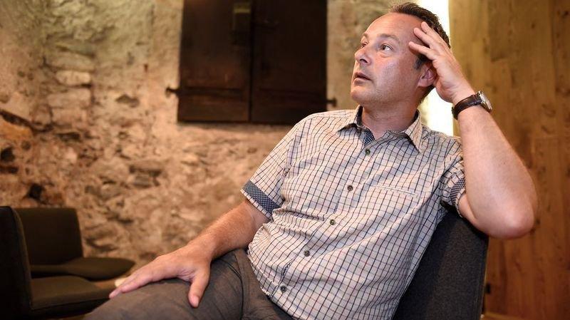 Le Nendard Stéphane Rossini pourrait être nommé chef de l'Office fédéral des assurances sociales