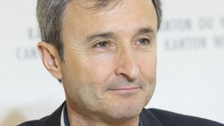 L'Etat du Valais libère Joël Rossier de son obligation de travailler