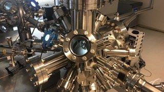 Sion: l'EPFL s'équipe d'un appareil de mesure unique en Suisse