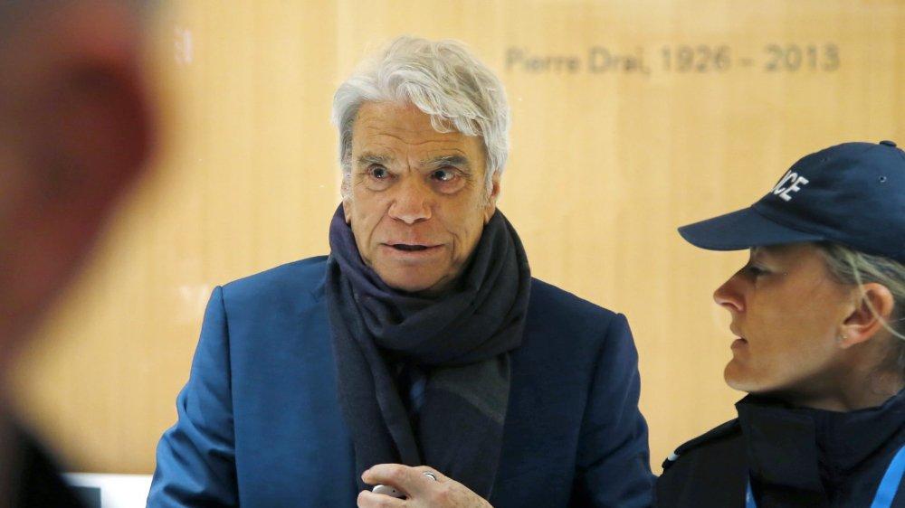 «C'est bien la preuve qu'il faut toujours se battre jusqu'au bout»,  a déclaré Bernard Tapie, absent au prononcé du jugement.