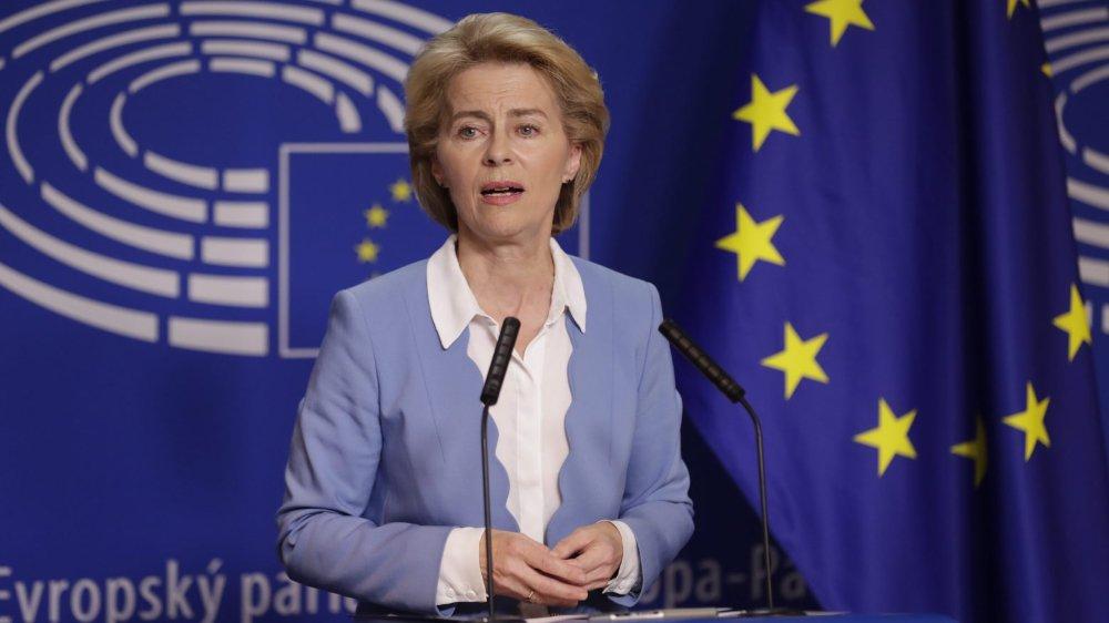 Ursula von der Leyen, opération séduction