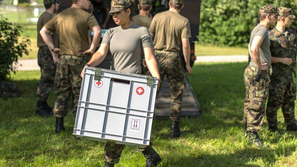 Armée recherche soldates