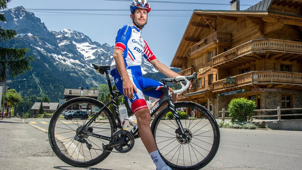 Sébastien Reichenbach monte en puissance depuis le Dauphiné. Il espère atteindre son pic de forme lors de la troisième semaine du Tour.