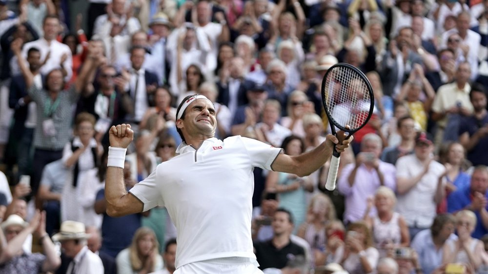 En battant Nadal, Roger Federer s'offre une occasion de remporter un 9e titre à Wimbledon, un 21e Grand Chelem au total.