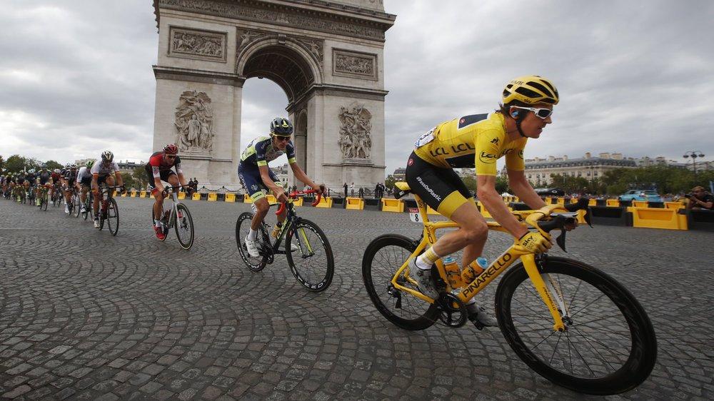 Geraint Thomas est le tenant du titre du Tour de France. Mais il n'offre pas forcément toutes les garanties chez Ineos.