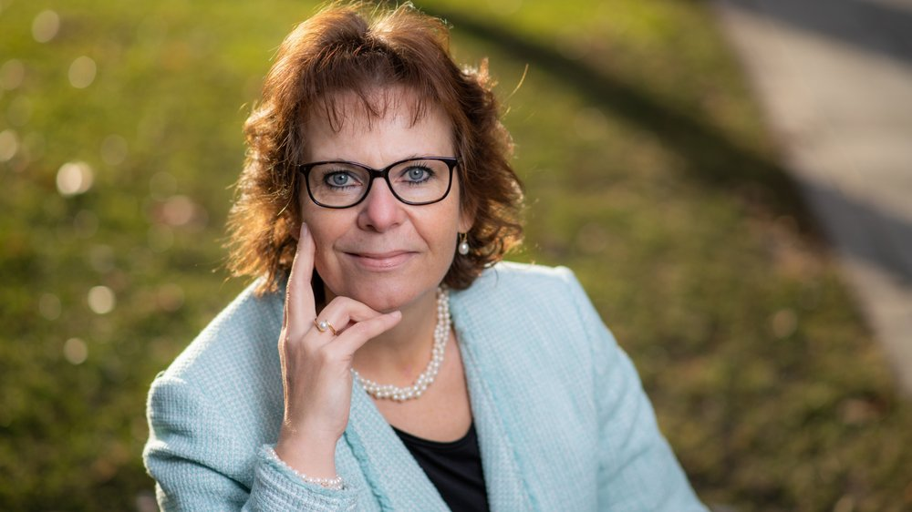 Isabelle Darbellay Métrailler, cheffe de l'Office cantonal de l'égalité et de la famille