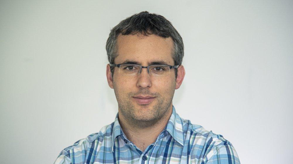 Pierre Roduit, directeur de l'Institut Energie et Environnement à la HES-SO Valais.