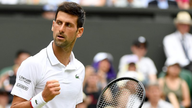 Résumé de la journée: quand Djokovic remporte 10 jeux d'affilée