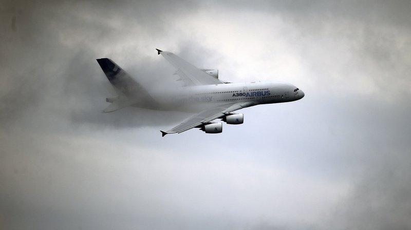 Alerte sur des fissures aux ailes des Airbus A380 les plus anciens