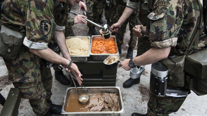 Armée: les soldats malades de Jassbach (BE) se portent mieux