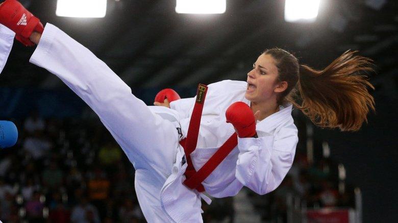 Elena Quirici a remporté la médaille de bronze des Jeux européens à Minsk dans la catégorie des 68 kg. (Archives)