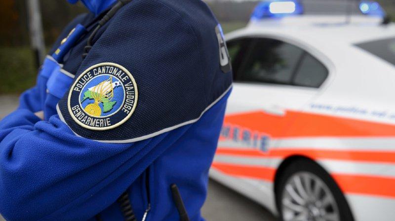 Vaud: corps sans vie découvert sous un amas de ferraille près de la gare du Sépey