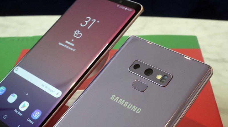 """Télécommunications: une filiale de Samsung inculpée pour """"pratiques commerciales trompeuses"""""""