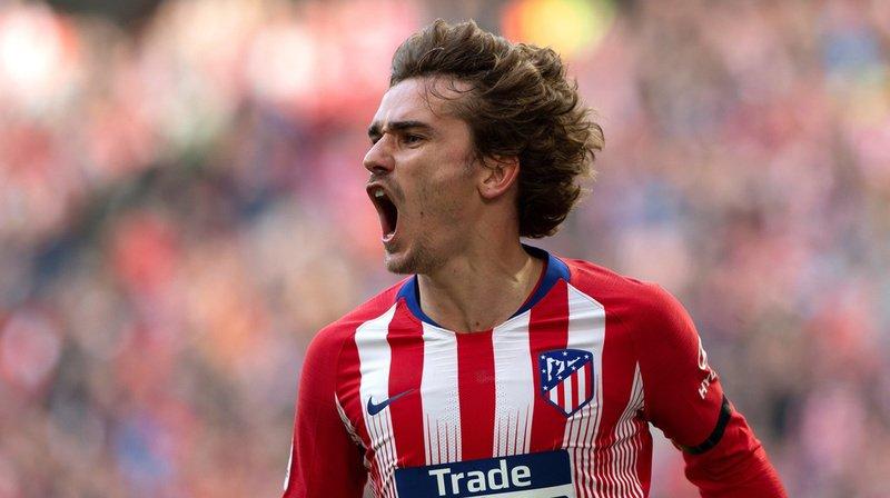 """Football: Antoine Griezmann rejoint le FC Barcelone, l'Atlético dénonce un montant """"insuffisant"""""""