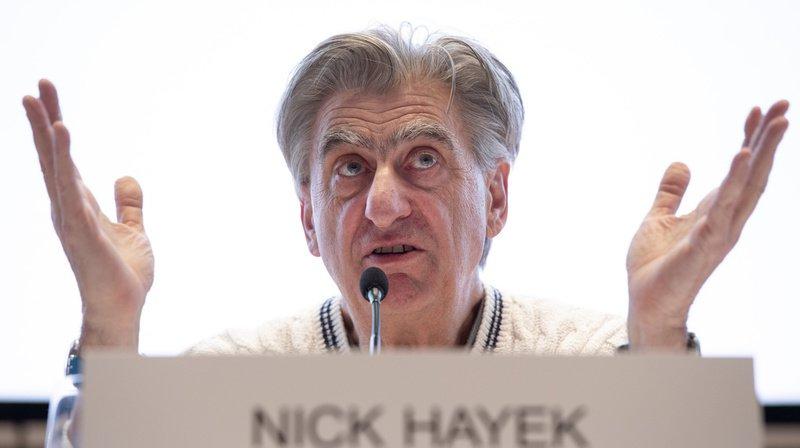 Suisse – UE: le patron de Swatch Nick Hayek relativise l'importance de l'accord-cadre