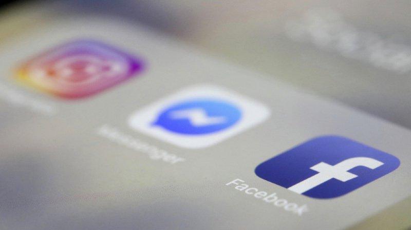 Réseaux sociaux: une panne empêche le transfert d'images sur Facebook, Instagram ou encore WhatsApp