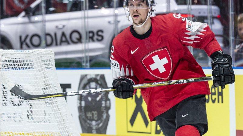 Direction la NHL pour Gaëtan Haas qui portera la tunique des Edmonton Oilers.