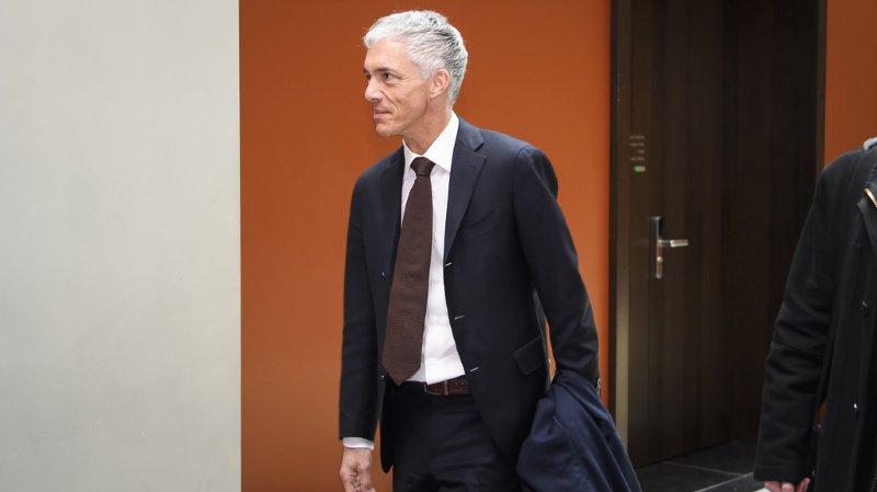 Affaire FIFA: le recours du procureur Michael Lauber contre sa récusation jugé irrecevable