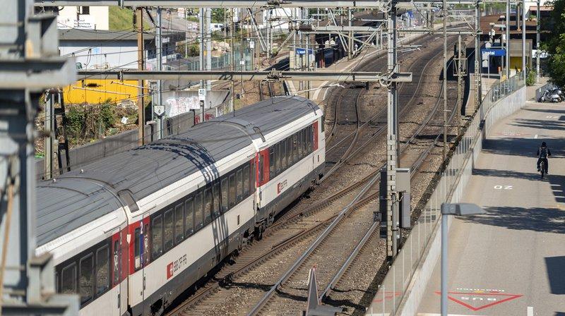 Polémique en Argovie: les CFF ont annulé des arrêts dans les petites villes pour rattraper du retard