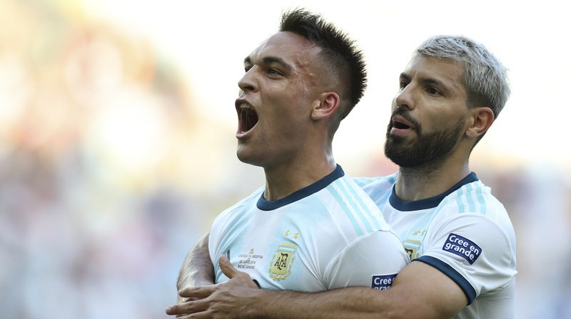 Football - Copa America: l'Argentine défiera le Brésil