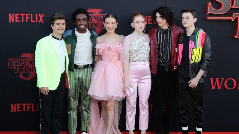 """""""Stranger Things"""": la série revient pour une troisième saison, H&M et cie s'en réjouissent"""